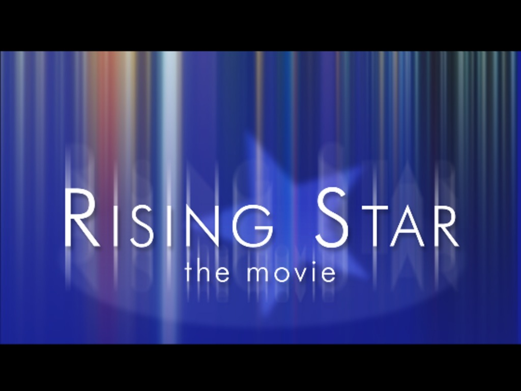 Rising Star the Movie's video poster