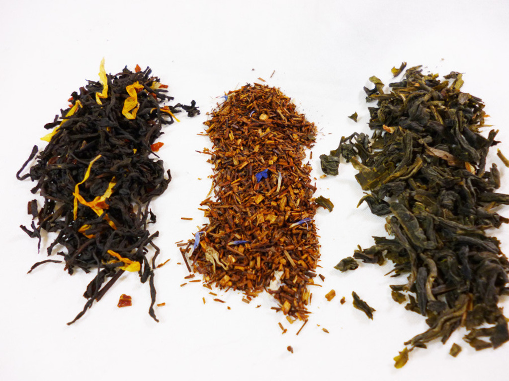 The Loose Leaf Tea Project - Tea Inspired by Music's video poster