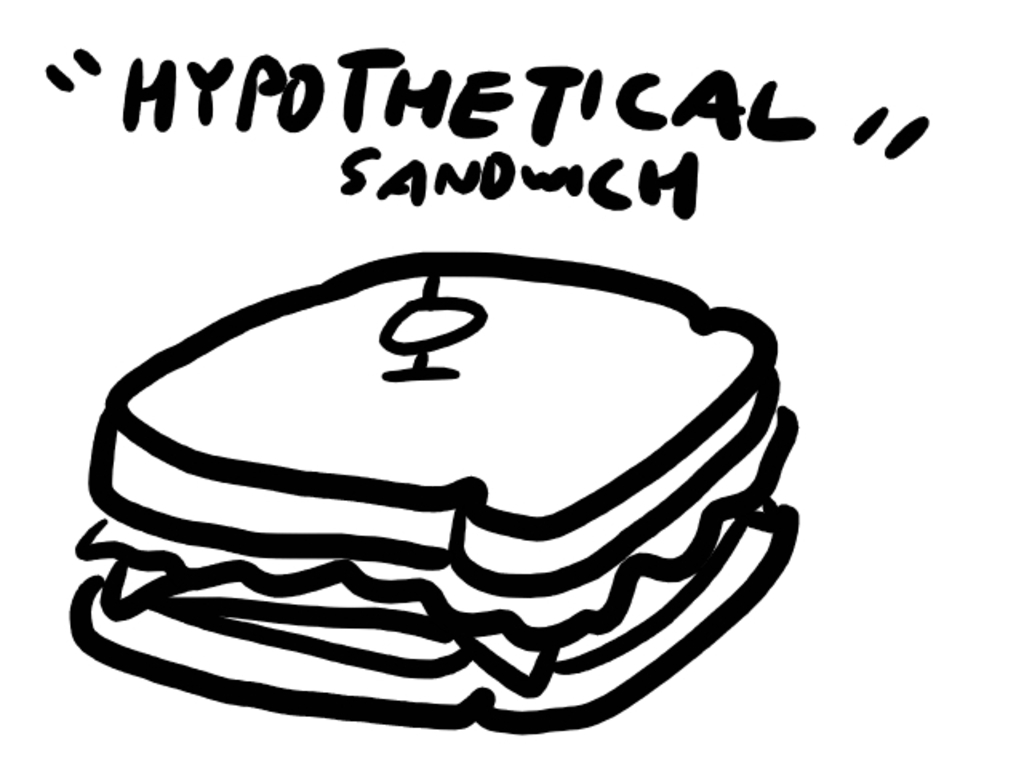 BUY ME A SANDWICH's video poster