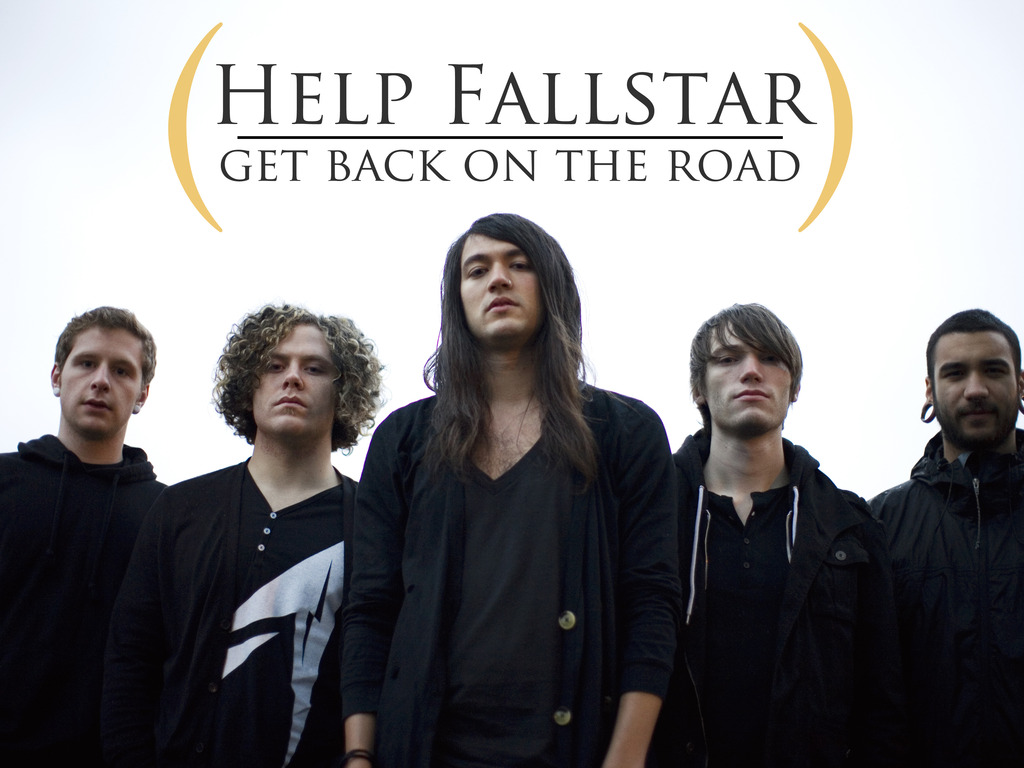 Help Fallstar Get back on the Road's video poster