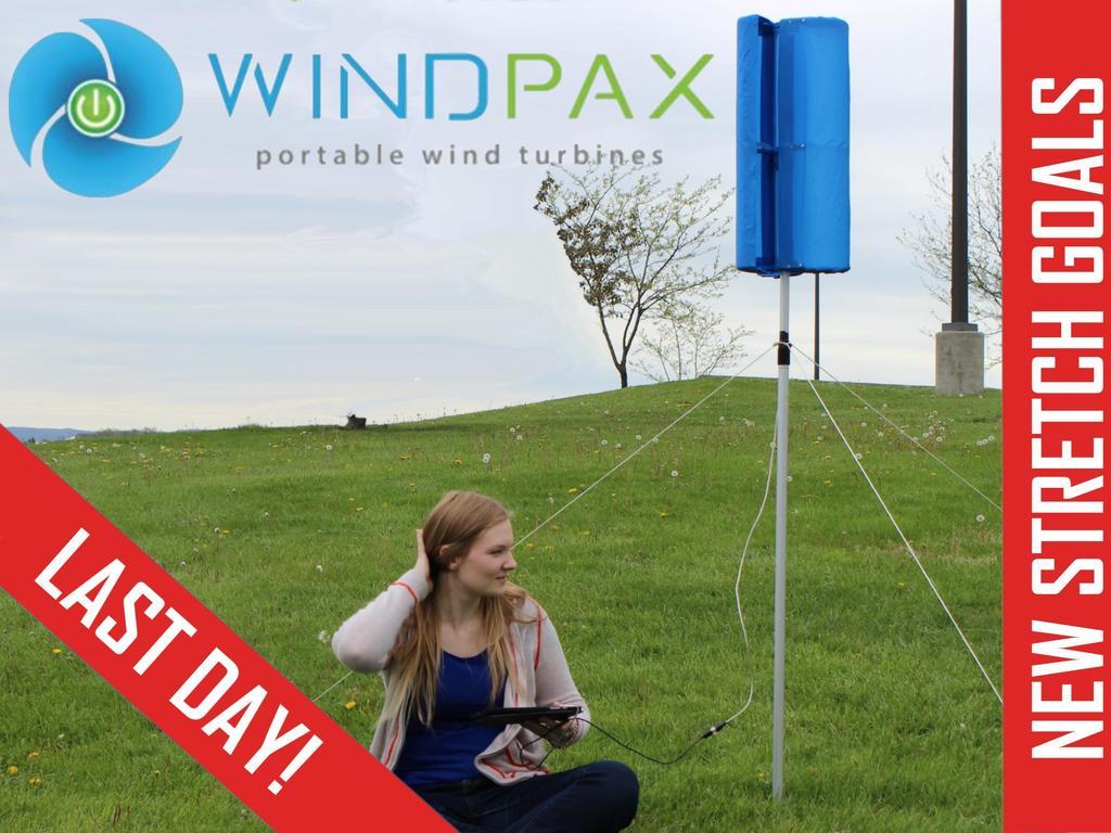 WindPax: Portable Wind Turbines's video poster