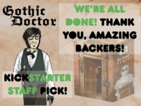 Gothic Doctor - A Game of Monstrous Medicine