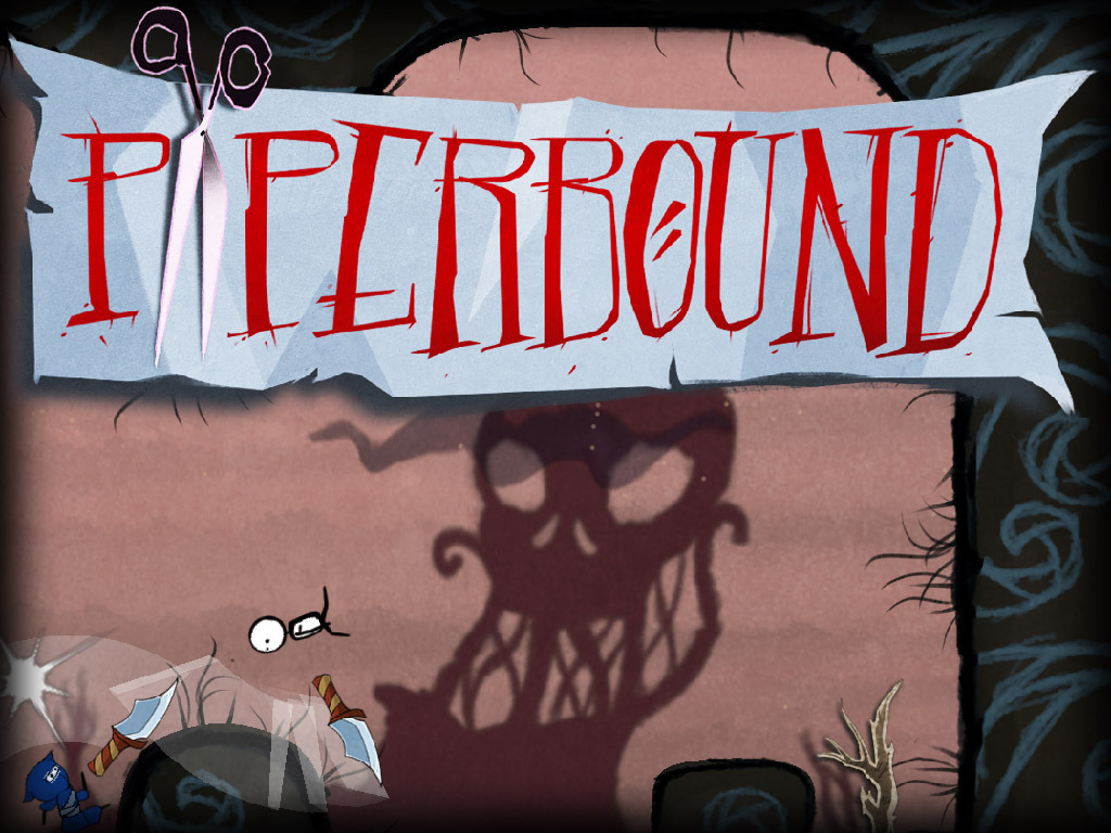 Paperbound's video poster