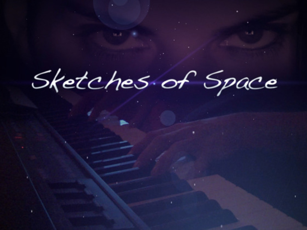 Sketches of Space's video poster