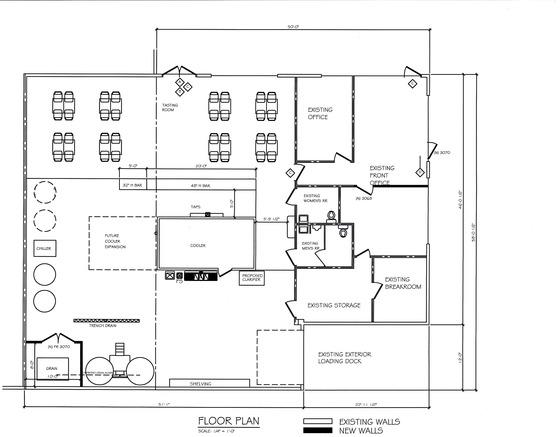Our Floorplan Kickstarter