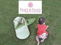 Hug A Bug: Portable Changing Pad