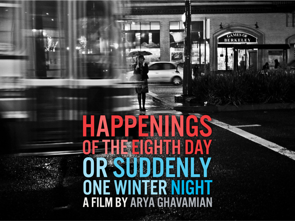 Happenings of The Eighth Day (Feature Film)'s video poster
