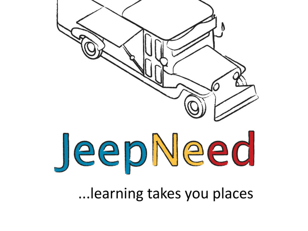 JeepNeed: Magic School Bus for the Philippines's video poster