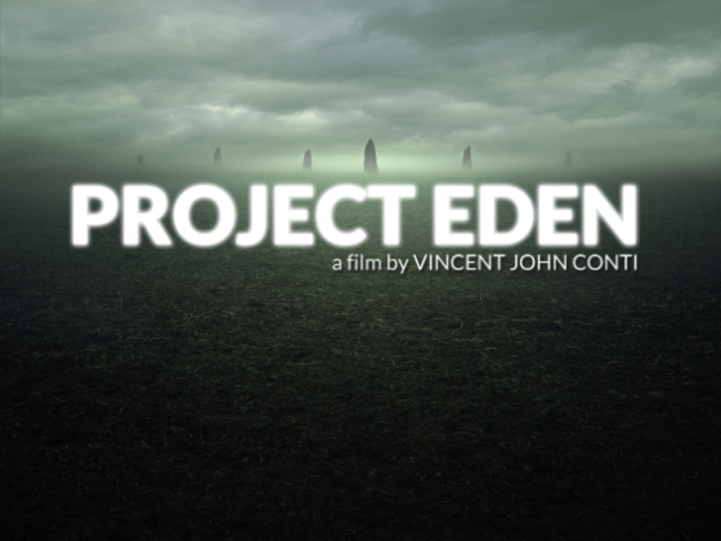 Project Eden | A high concept scifi/thriller short film's video poster