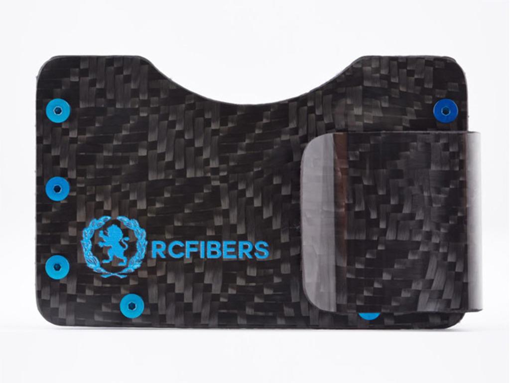 RCFibers Carbon Fiber Minimalist Wallets's video poster