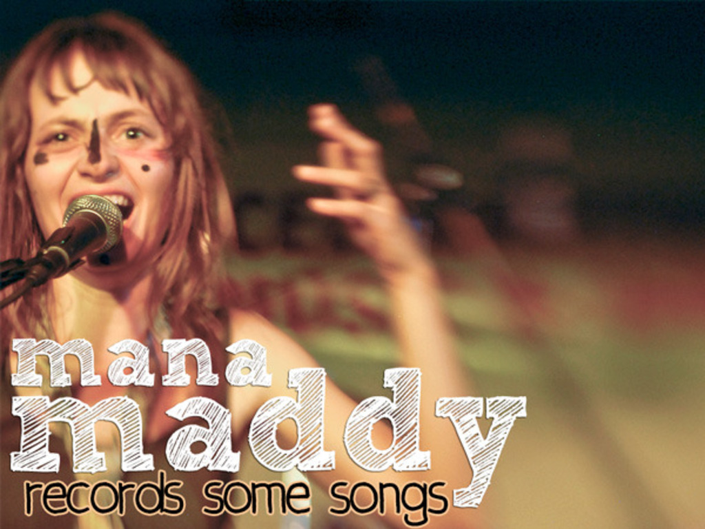 Flying a kite in my underwear ...Mana Maddy's debut EP!'s video poster