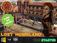 Lost Homeland - Videogame