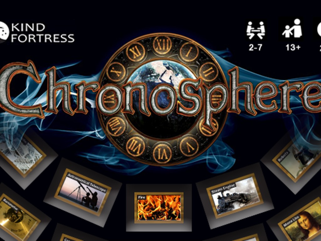 ChronoSphere: Bluff Your Way Through History's video poster