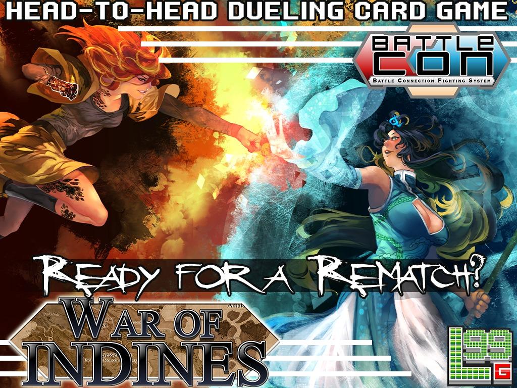 BattleCON: War Remastered's video poster