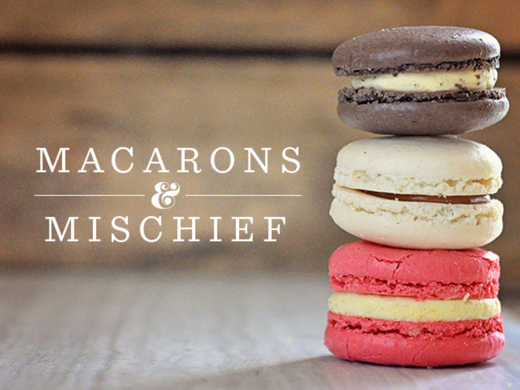 Lady Yum | Washington's First French Macaron Parlor's video poster