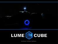 Lume Cube - Flash & Video Light for GoPro, iPhone & Android