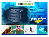 SharkStopper // World's First Acoustic Shark Repellent