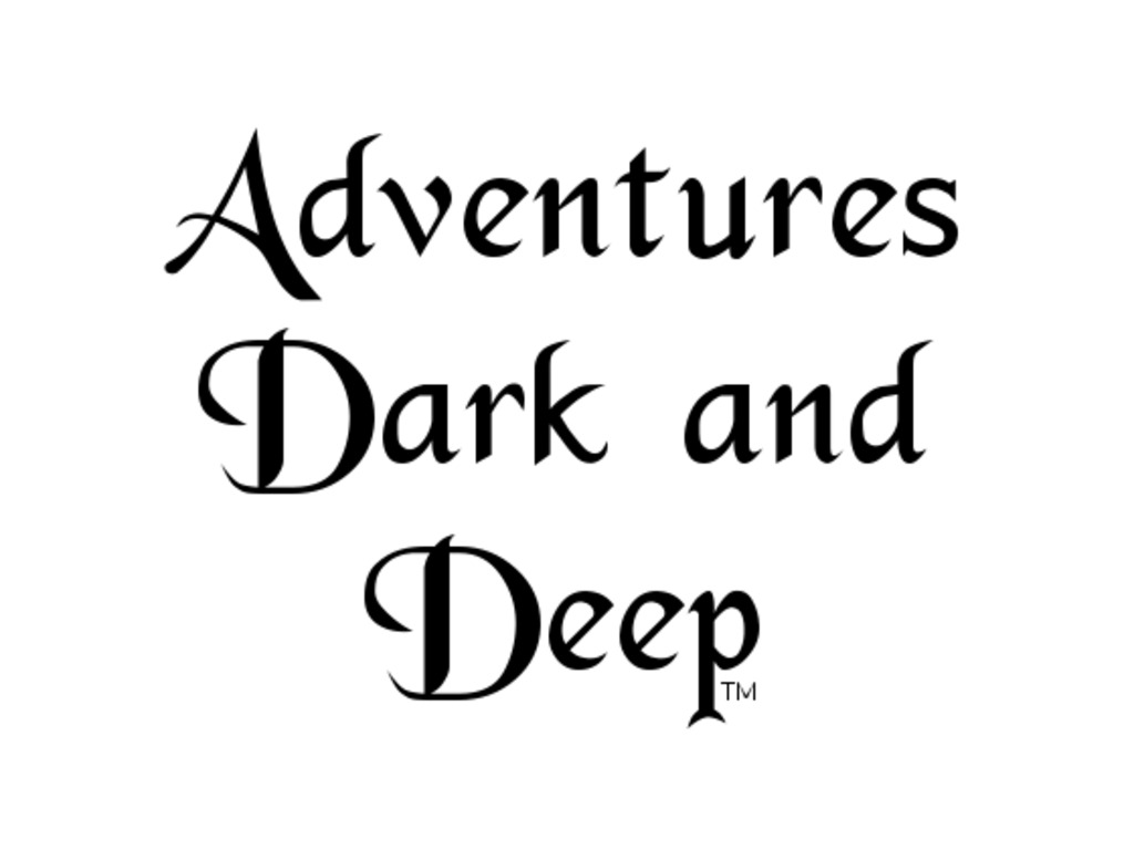 Adventures Dark and Deep™ A Curious Volume of Forgotten Lore's video poster