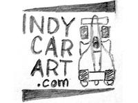 Indy Car Art .com