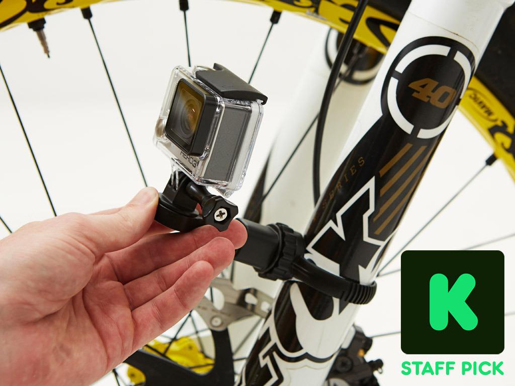Klamp: Better Action Shots for Bike Riders!'s video poster