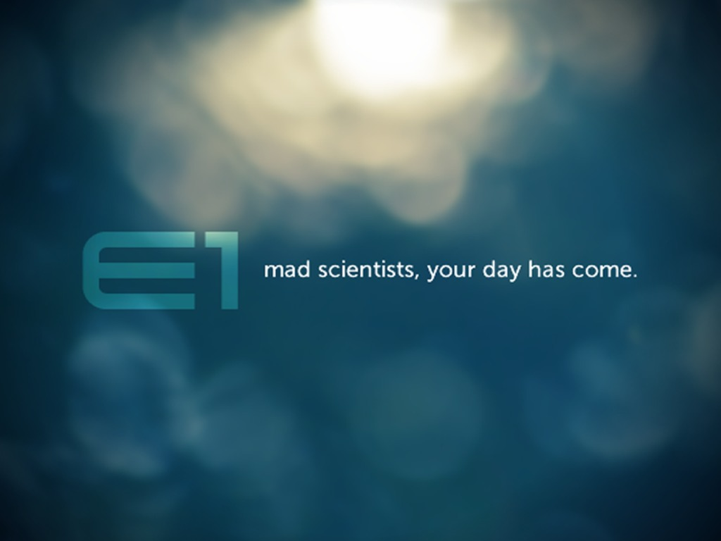 E1: synthetic intelligence, open source.'s video poster