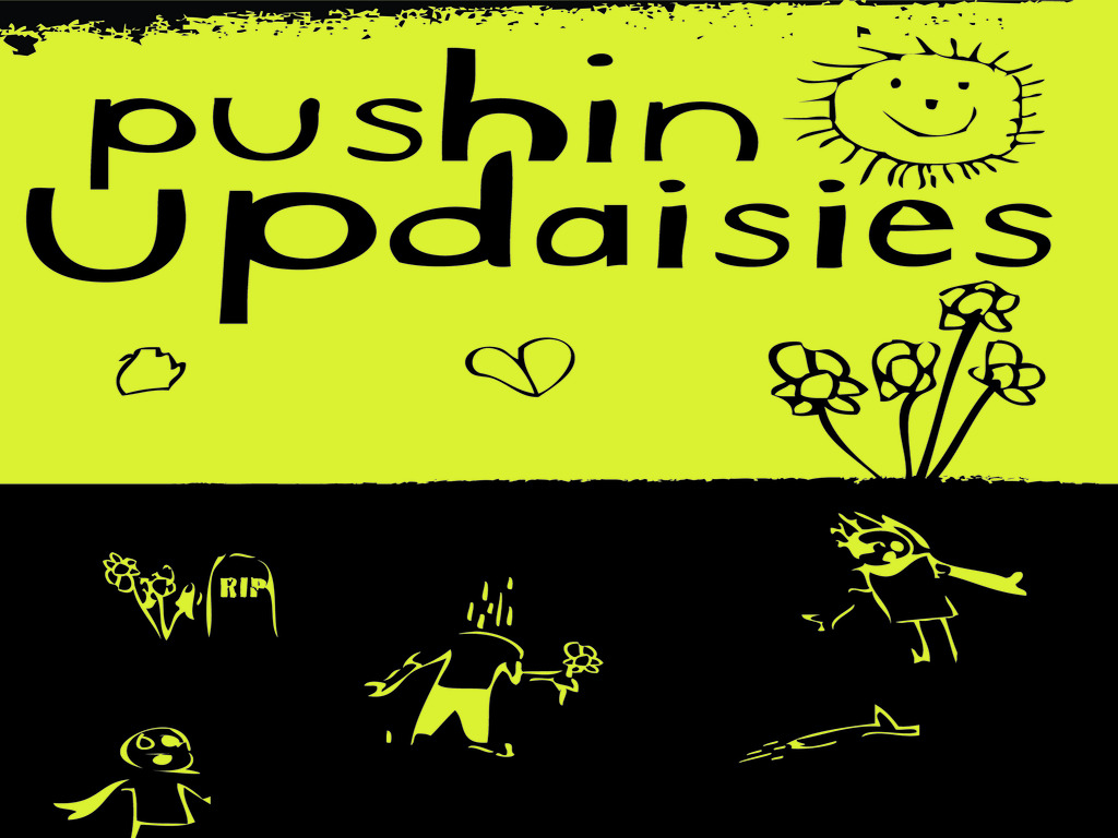 """""""Pushin' Up Daisies"""" on DVD:   Family, Flowers, and Zombies's video poster"""