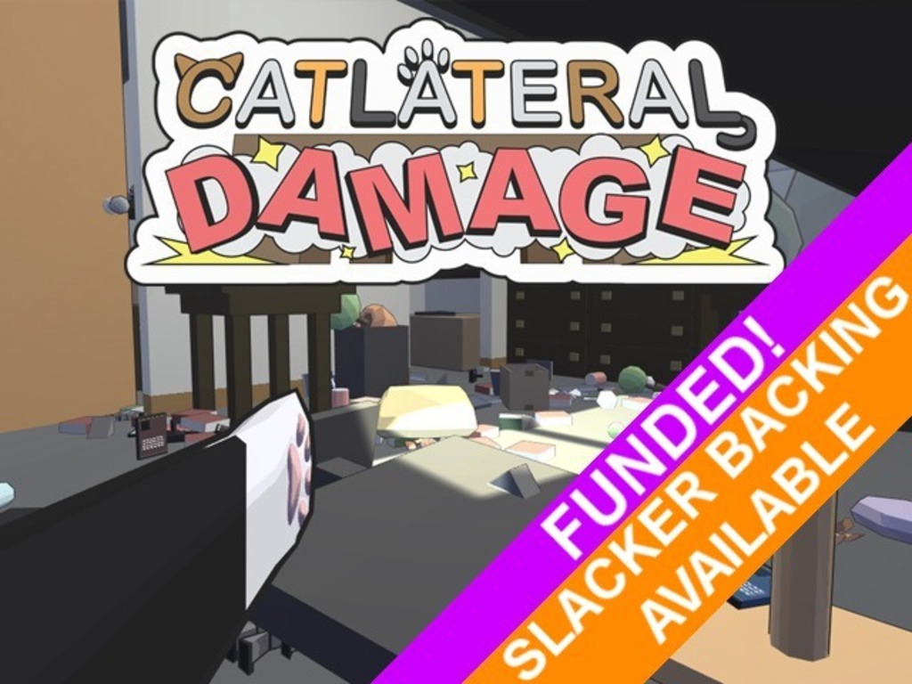 Catlateral Damage's video poster