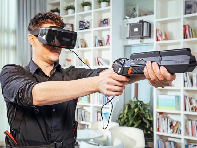 VR от китайцев для кучи платформ и собственным контроллером - Изображение 2
