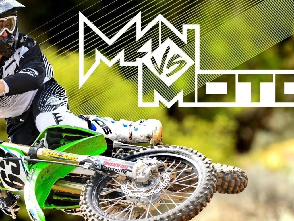 Man vs Moto 2's video poster