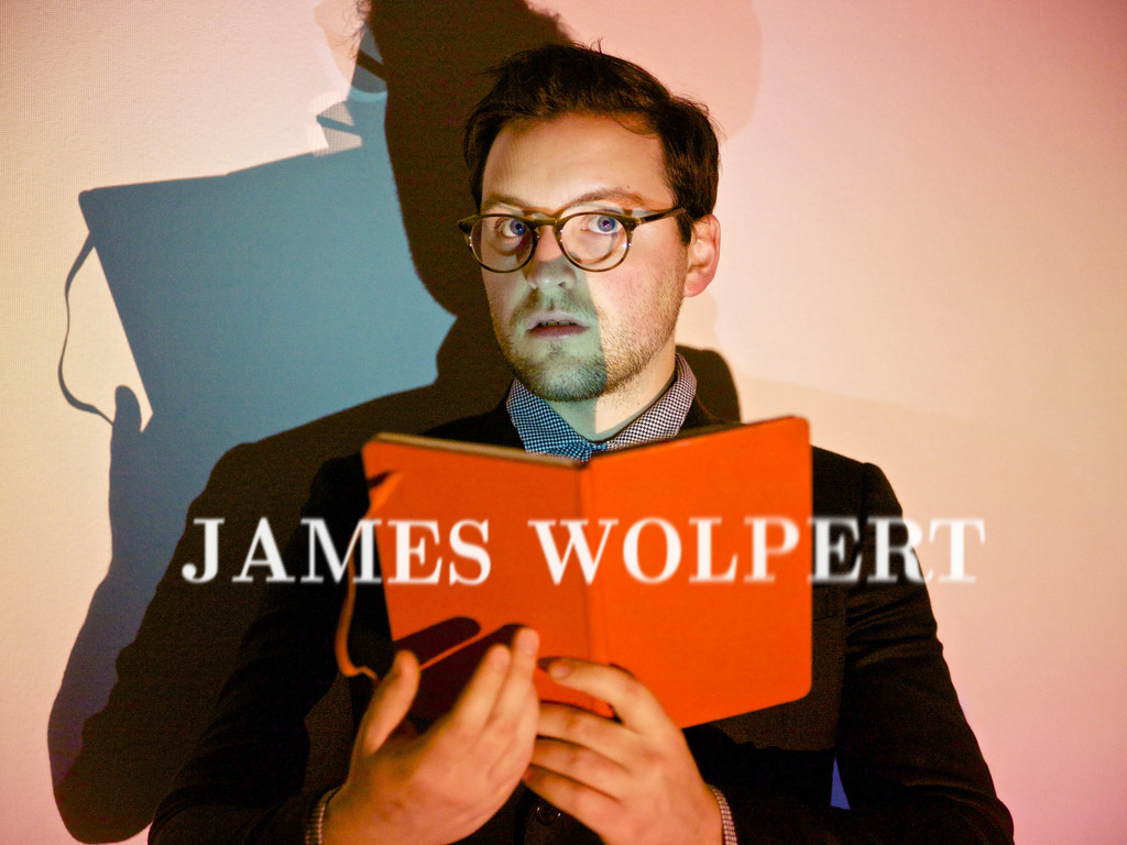 James Wolpert Makes A Record's video poster