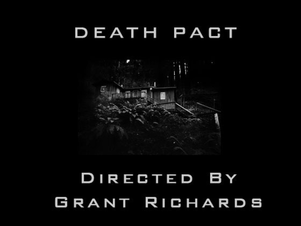 Death Pact's video poster