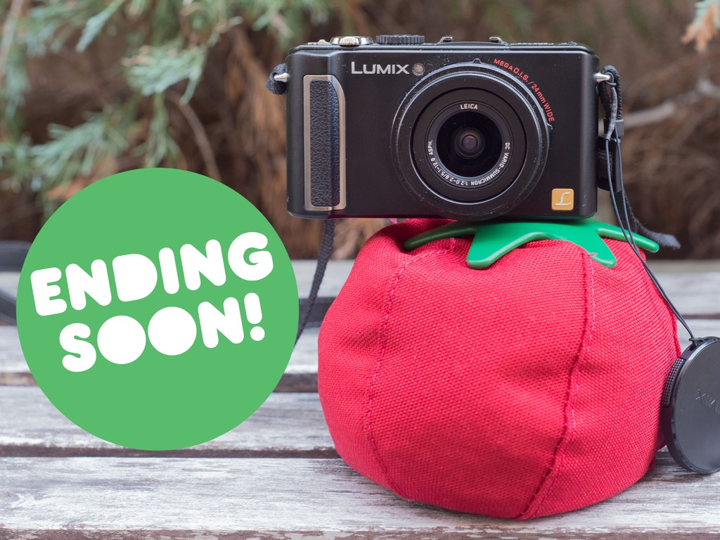 Heirloom: the World's First Tomato for Cameras's video poster