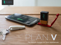 Plan V - The failsafe charger you can't leave home without