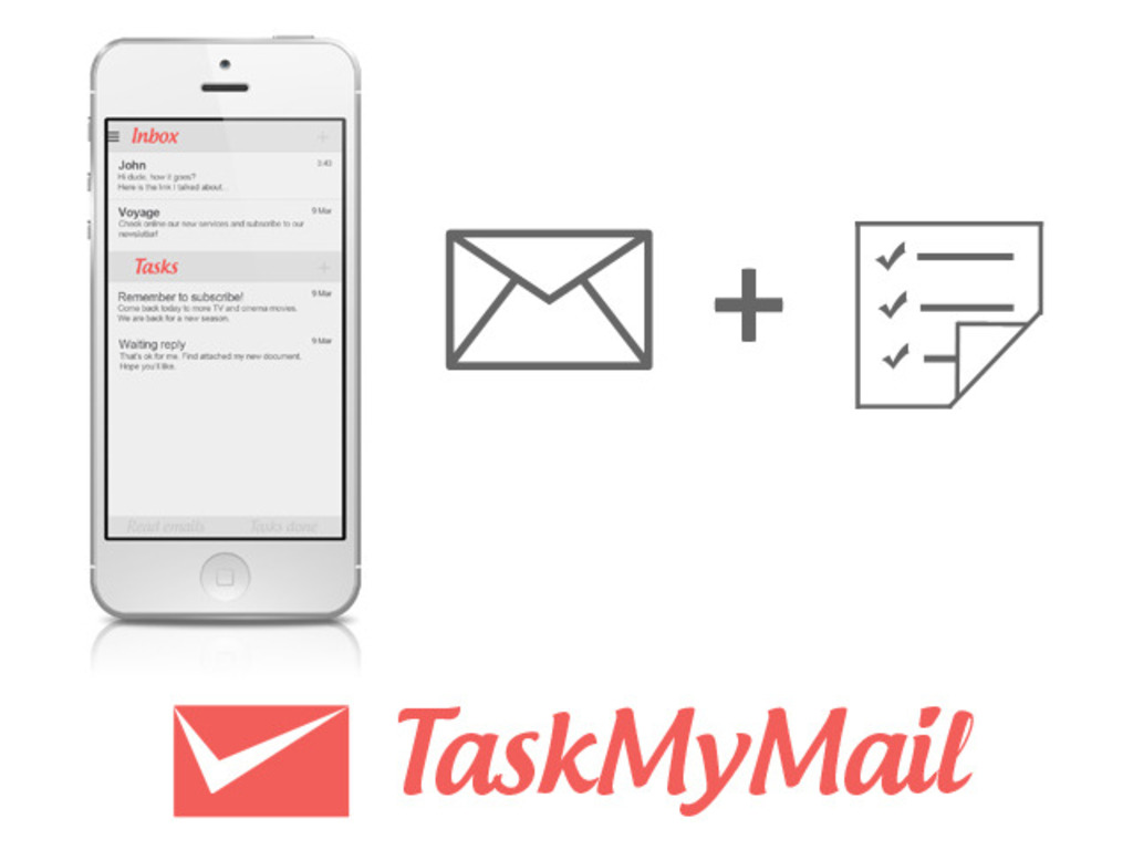 TaskMyMail: App to create tasks directly from your emails's video poster