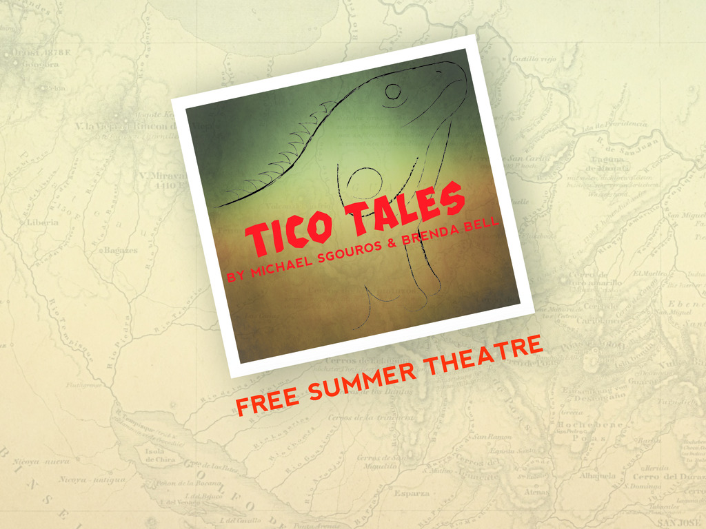 Tico Tales: Free Summer Theatre's video poster