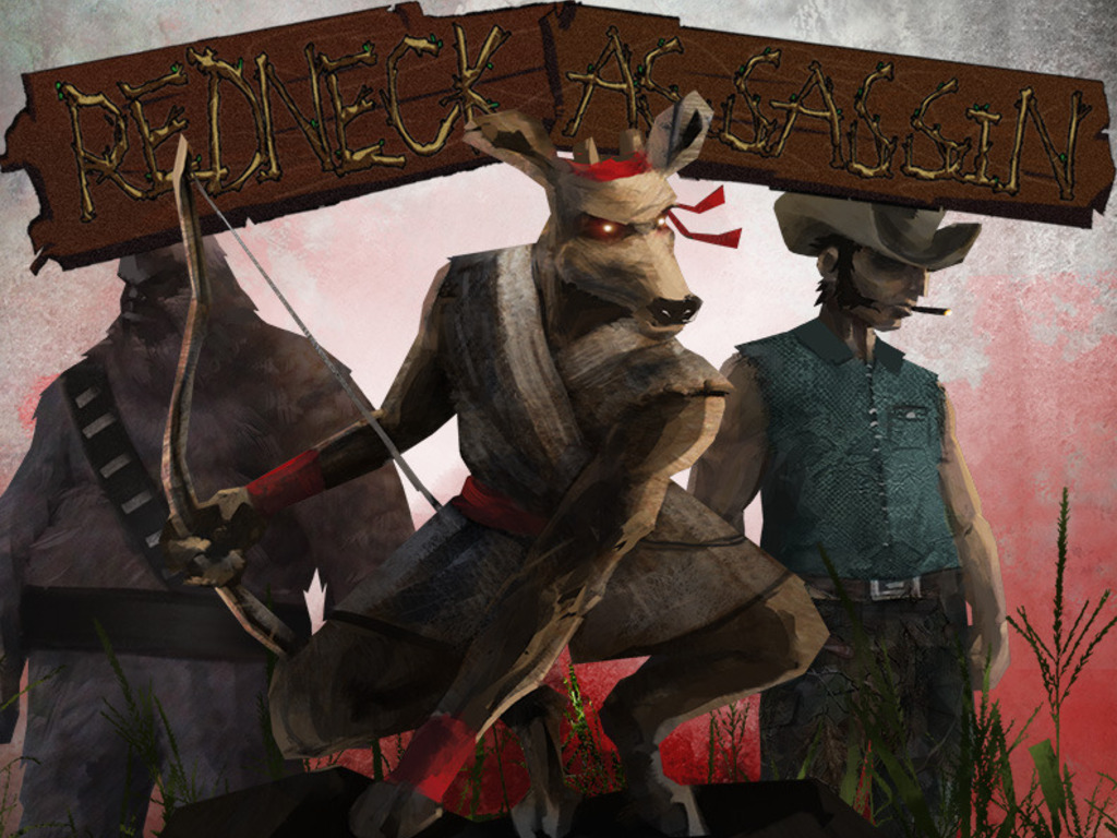 Redneck Assassin's video poster