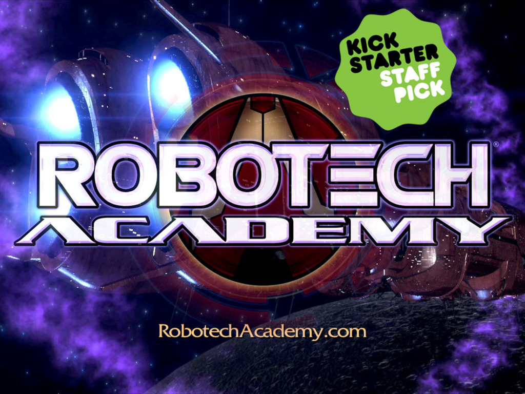 Robotech Academy (Canceled)'s video poster