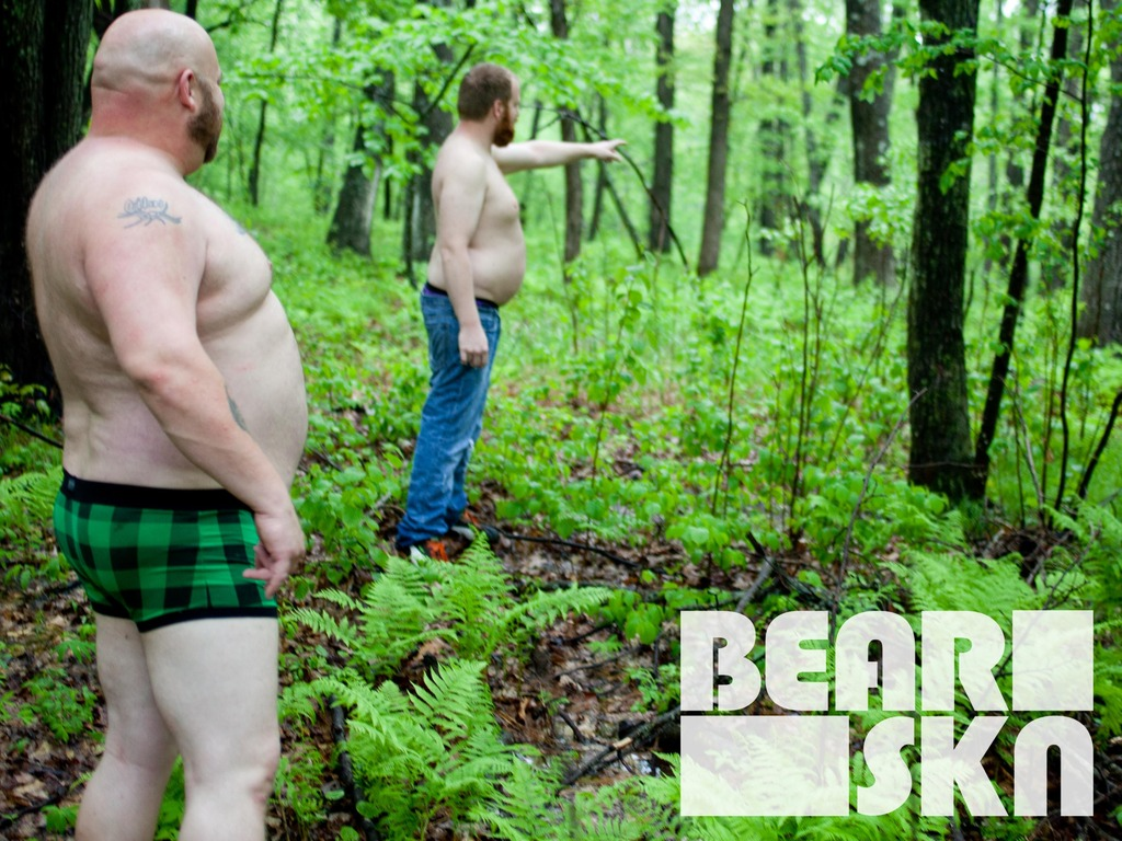 Bear Skn:  Comfortable underwear for men of size.'s video poster