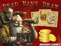 Dead Man's Draw - Pirate Themed, Press Your Luck Card Game!!