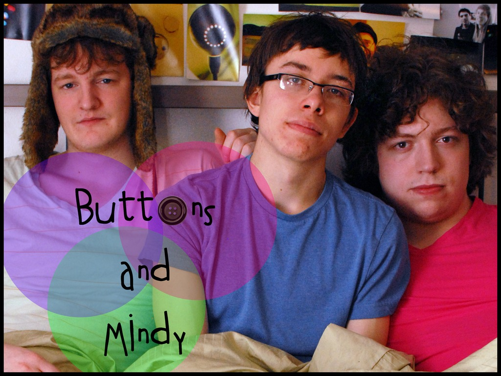 Help fund Buttons and Mindy's Debut EP!'s video poster