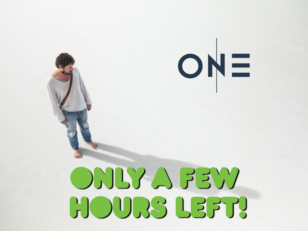 ONE: The First Myth's video poster