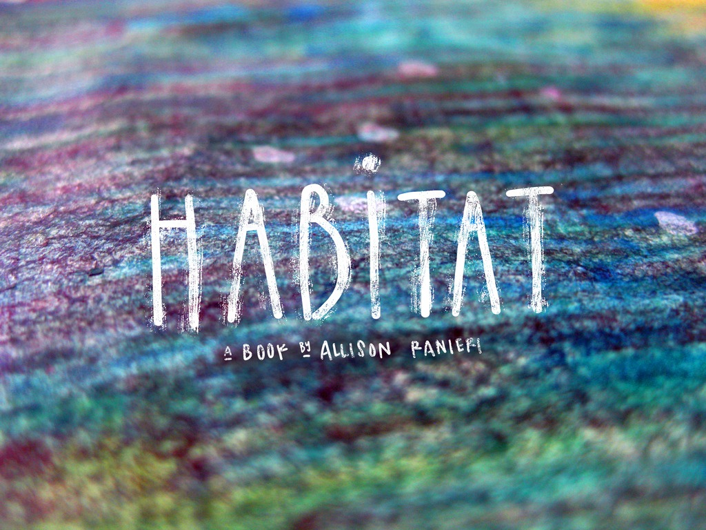 HABITAT - The Book's video poster
