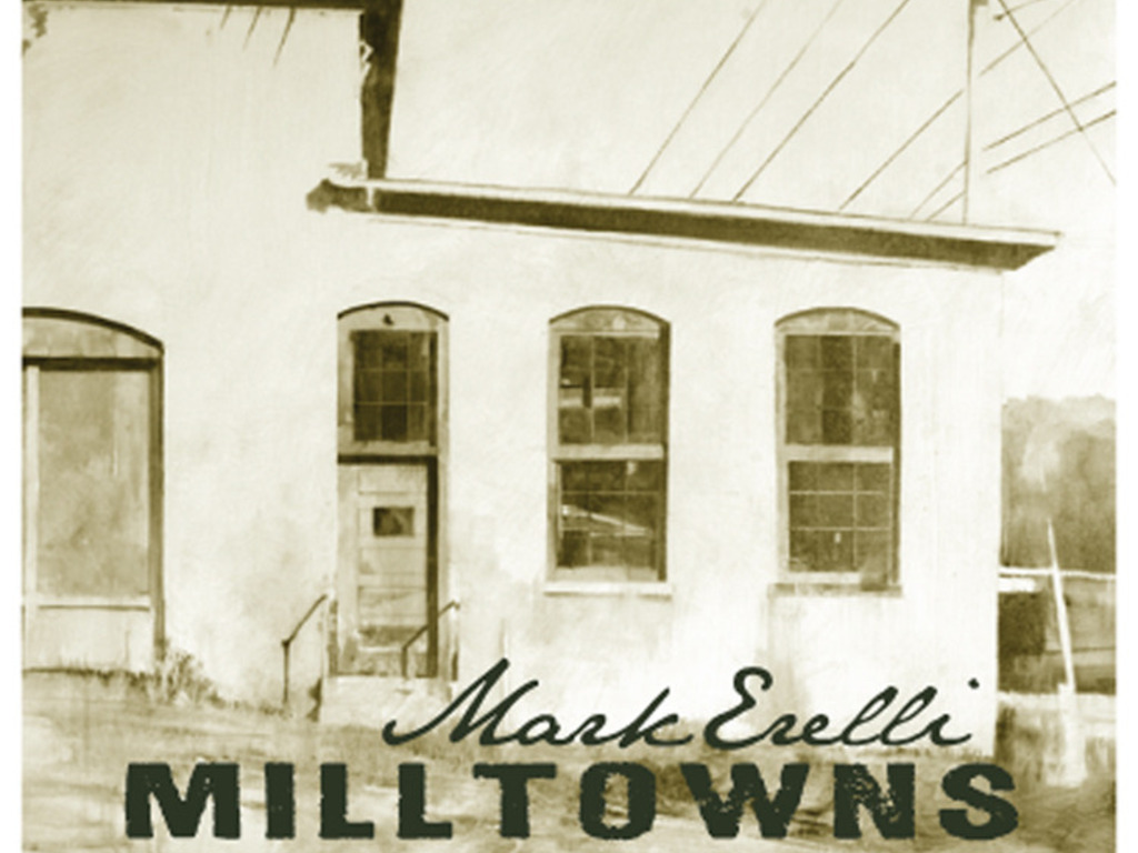 Mark Erelli's MILLTOWNS, a tribute to Bill Morrissey's video poster