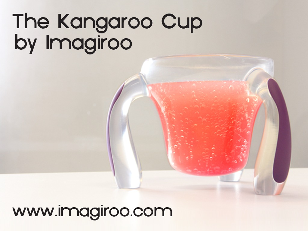 Kangaroo Cups: A better anti-spill cup's video poster