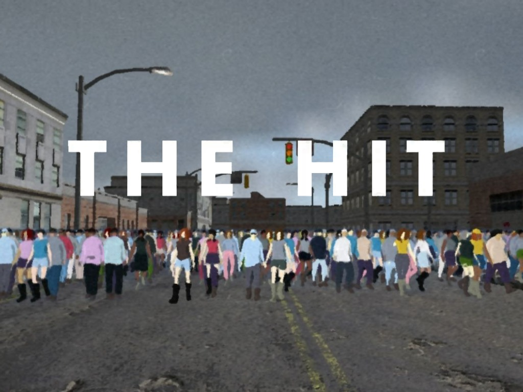 The Hit: Stealth Action in a Dynamic City's video poster
