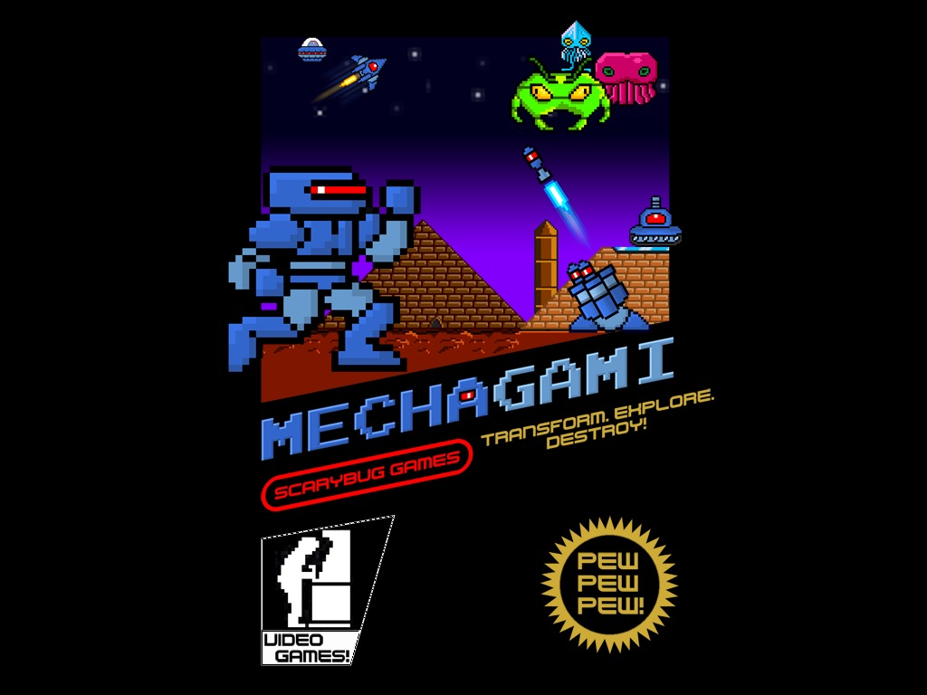Mechagami's video poster