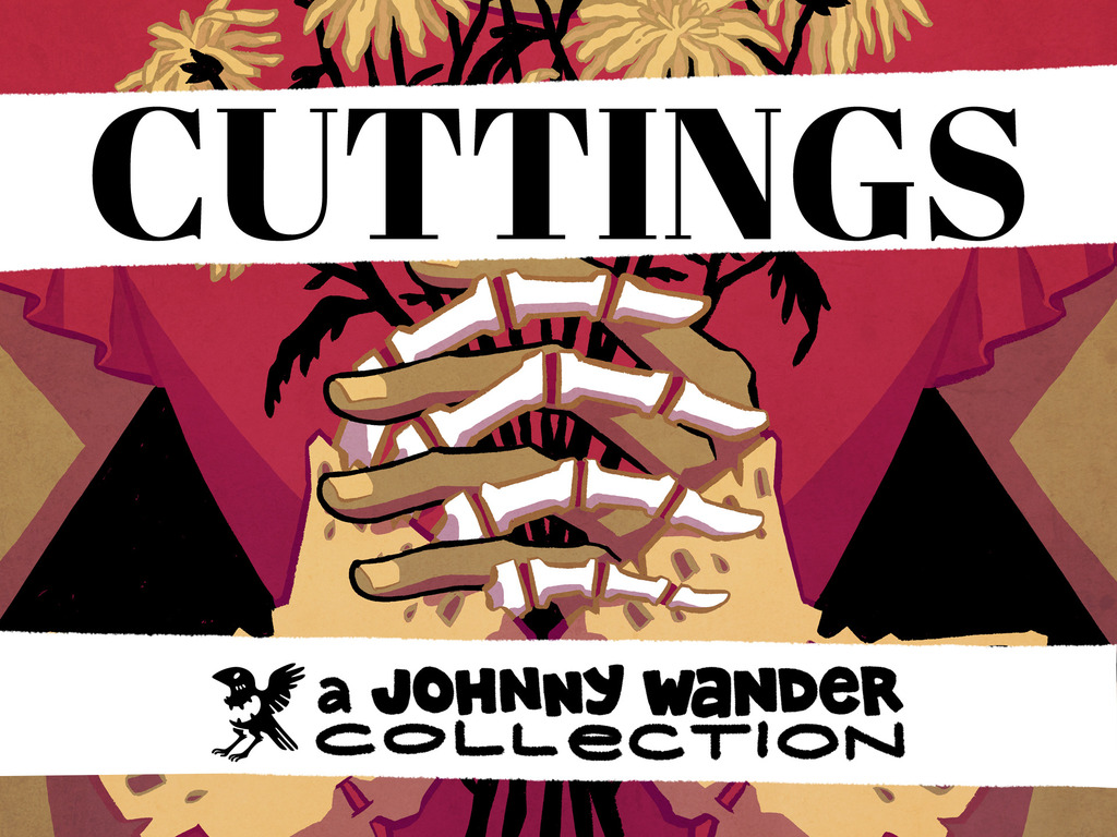 CUTTINGS: A Johnny Wander Collection's video poster