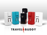 TravelBuddy.The World's Smallest Fastest Smartphone Charger!