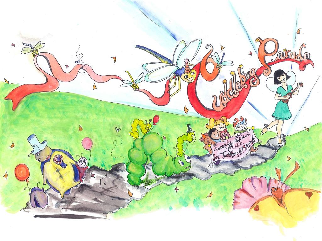 Peanut's Second Studio Album, Cuddlebug Parade!'s video poster