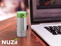 NUZii - The World's First All-In-One Smart Life Device
